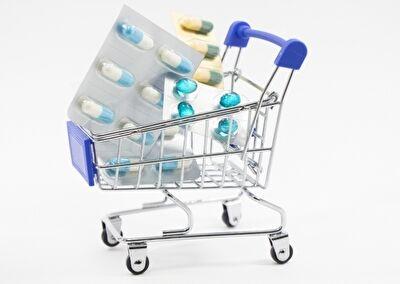 医薬品 かご